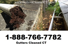 Gutters Cleaned Ct Our Work and Contact