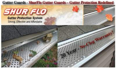 Shur_Flo Gutter Guards